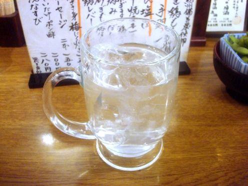 鎌倉酒店@中野-レモンサワー