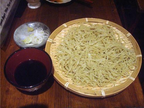 浅見製麺所@中野-もりそば