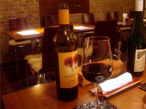ラ・ブランシェ(La Branche)@中野-赤ワイン