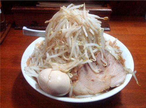 kaeru(カエル)@中野-味玉らーめん