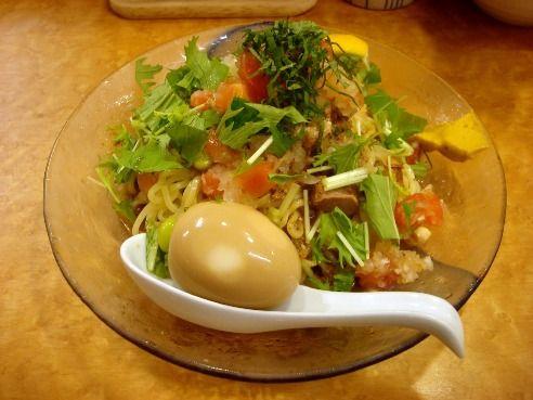 一福@初台-菜麺