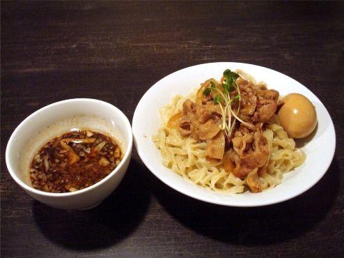 六代目けいすけ-肉盛りつけ麺