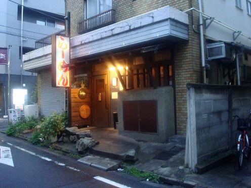 旅の途中@新高円寺-店舗外観