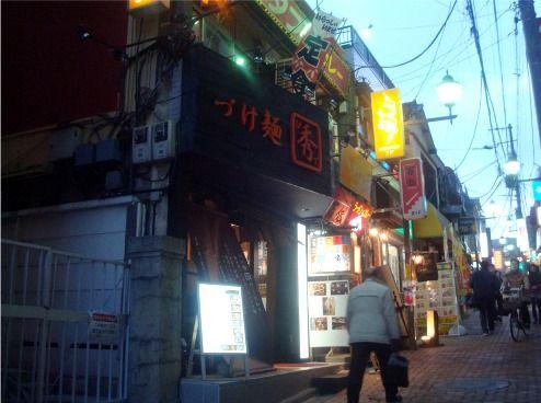 づけ麺 秀@中野-店舗外観