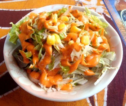 ガンガ‐サラダ