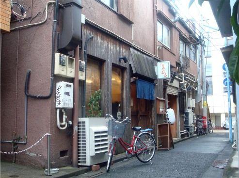 はやしまる@高円寺-店舗外観