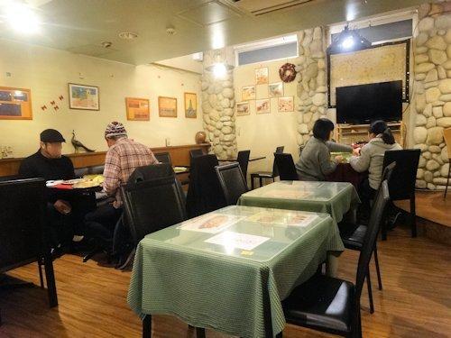 インドレストラン ガンジーパレス@中野