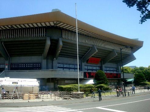 北の丸公園-日本武道館