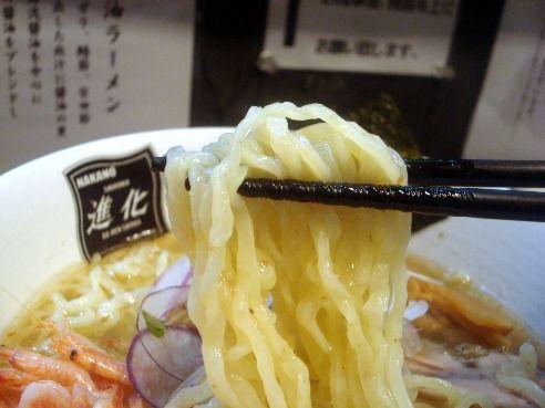 進化@新中野-麺
