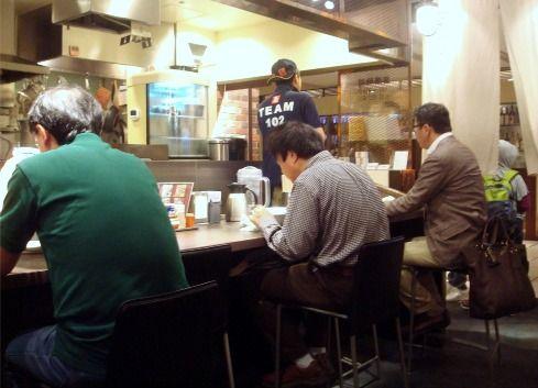 TETSU@六本木-店内