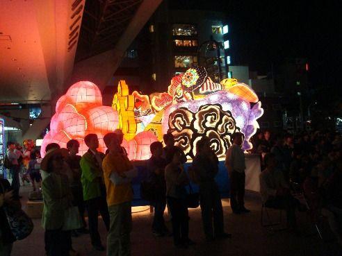 東北復興大祭典@中野サンプラザ-ねぶた