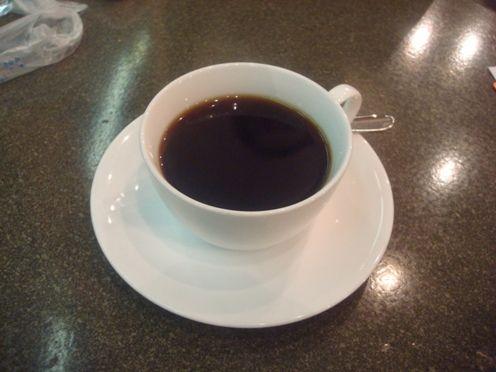 喫茶ノーベル@中野-コーヒー