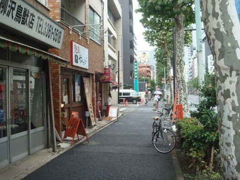やっとこ@中野坂上-店舗周辺