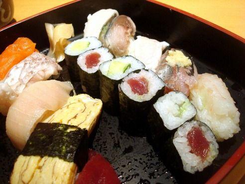 魚がし鮨-江古田店