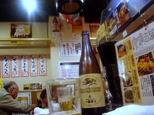 串かつでんがな@中野-ビール