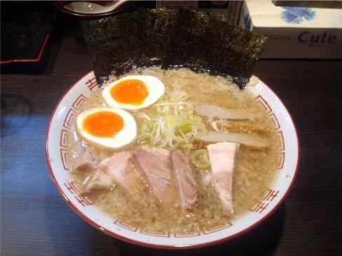 最大元@下井草-チャーシュー麺