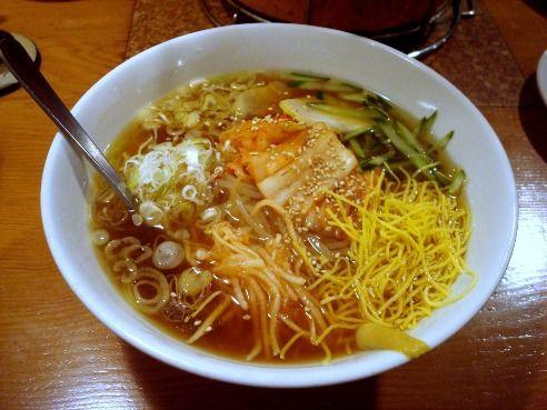 牛繁@中野-盛岡冷麺