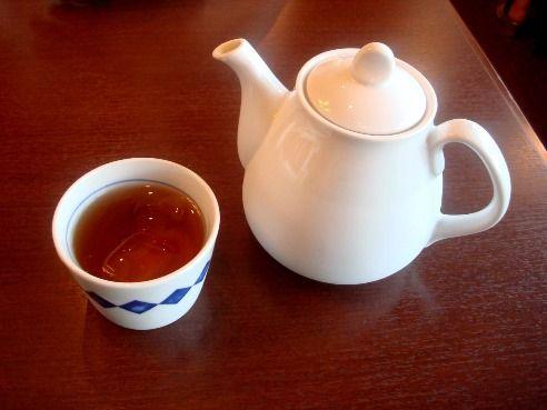 墨花居@マルイ中野店-中国茶