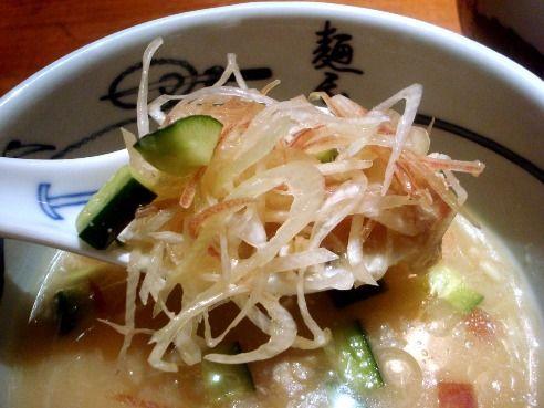 麺屋武蔵@新宿-具