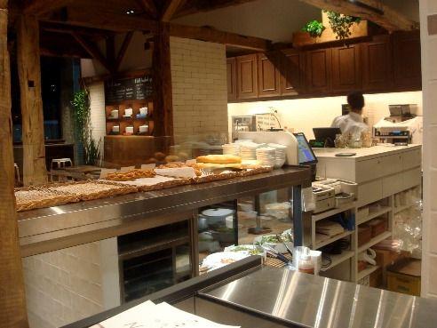 j.s.pancake cafe@中野セントラルパーク-店内