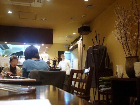 メリメロ@新井薬師前-店内