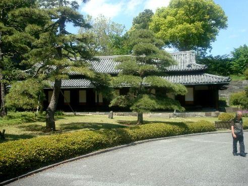 皇居東御苑-諏訪の茶屋
