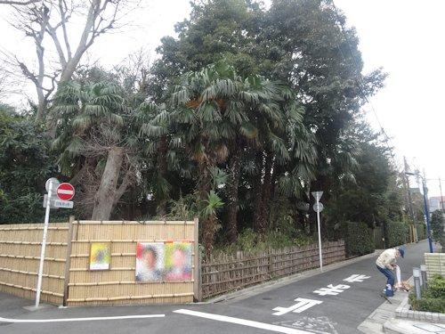 「たきび」のうた発祥の地@新井薬師前