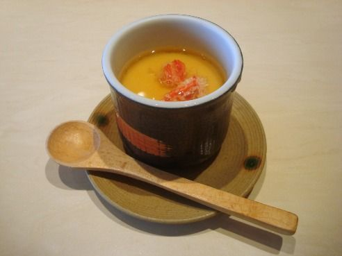 寿し常@中野-茶碗蒸し