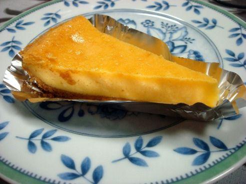 カイルズ・グッド・ファインズ@中野-チーズケーキ