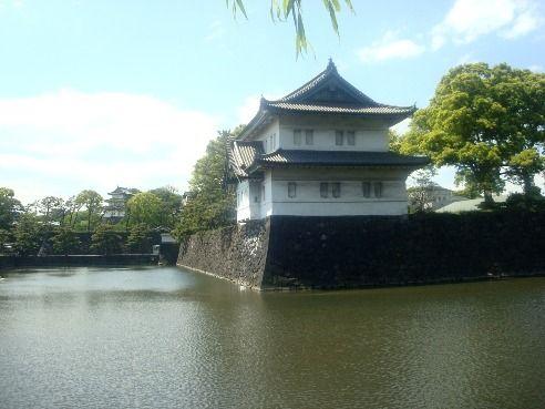 皇居東御苑-巽櫓