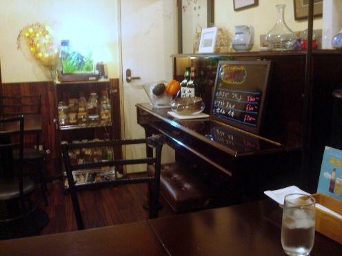 エルブ@中野新橋-アップライトピアノ