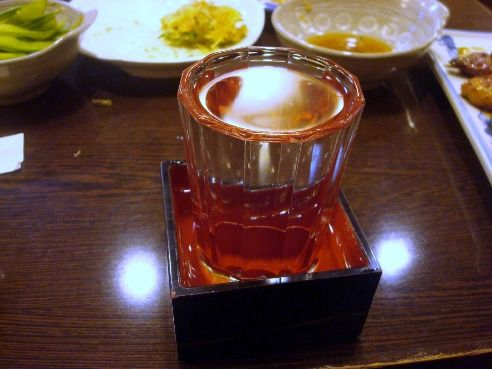 赤ひょうたん@中野-〆張鶴