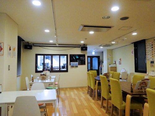 ナカノバ食堂@中野