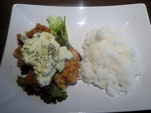 鶏焼ダイニング タマリバ@久我山