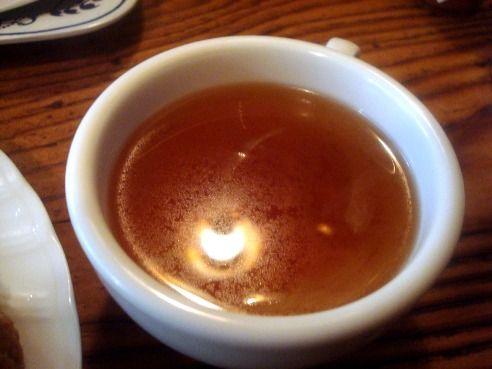 さぼうる2@神保町-スープ
