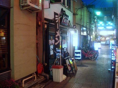 kaeru(カエル)@中野-店舗外観