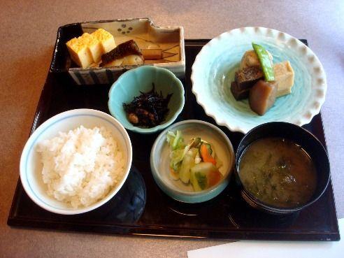 車屋別館@新宿-おばんざい定食