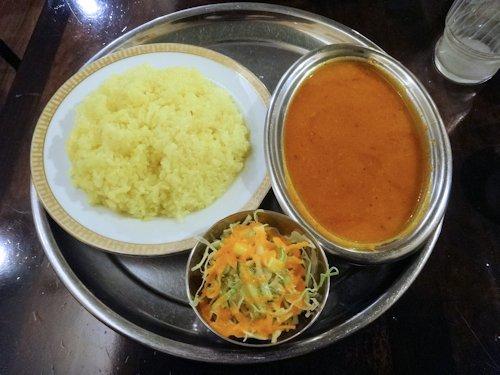 本格インド料理 ガンジーパレス@中野