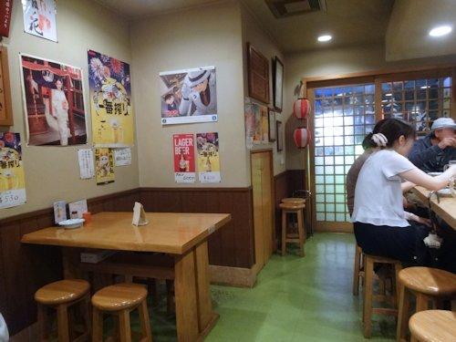 もつ焼き専門店 カッパ@中野