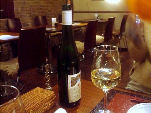 ラ・ブランシェ(La Branche)@中野-白ワイン