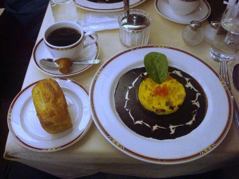 日本食堂@東京駅-食堂長おすすめモーニング