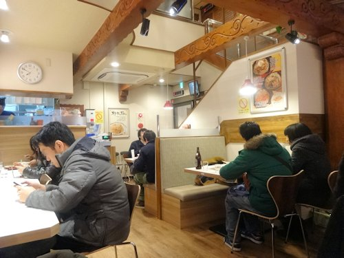 一番館 中野サンモール店
