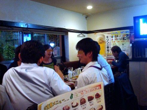 ニコニコカレー@中野