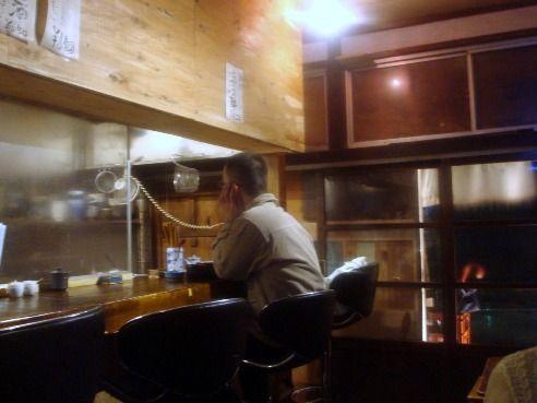 浅見製麺所@中野-店内