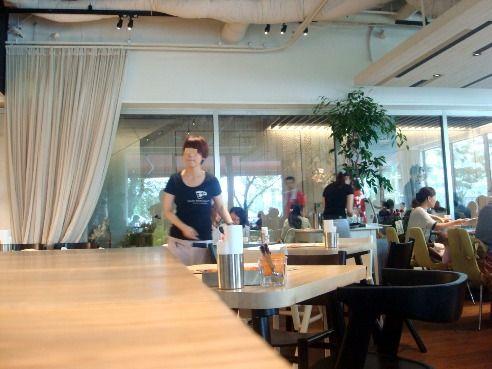 グッドモーニングカフェ@中野セントラルパーク