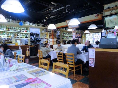 インディアンレストラン&バー GANGA(ガンガ)中野新橋店