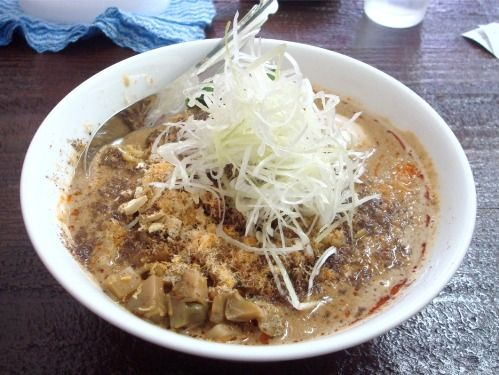 ビンギリ@荻窪-濃厚ゴマ担々麺
