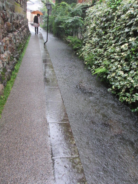 ぶんちゃんの日記 : 郡上八幡は水がきれいなところです!