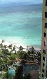 20070831ホテルから海