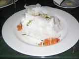 20070828サムチョイズ魚蒸し焼き